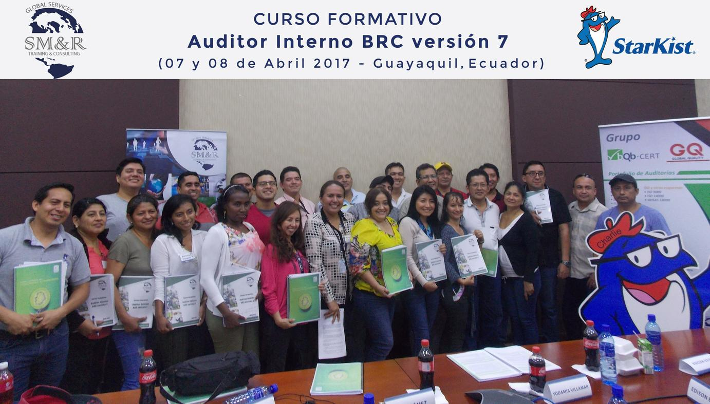 auditor brc galapesca f1