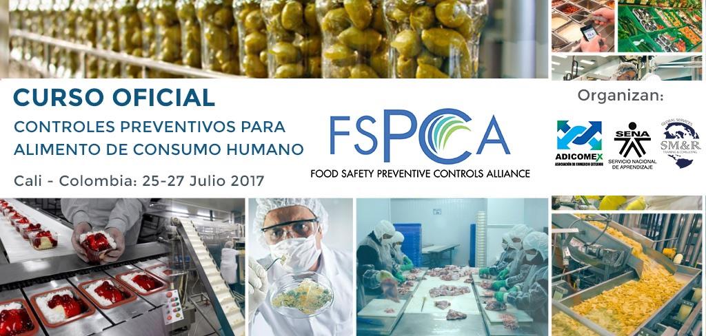 imagen evento FSPCA Cali