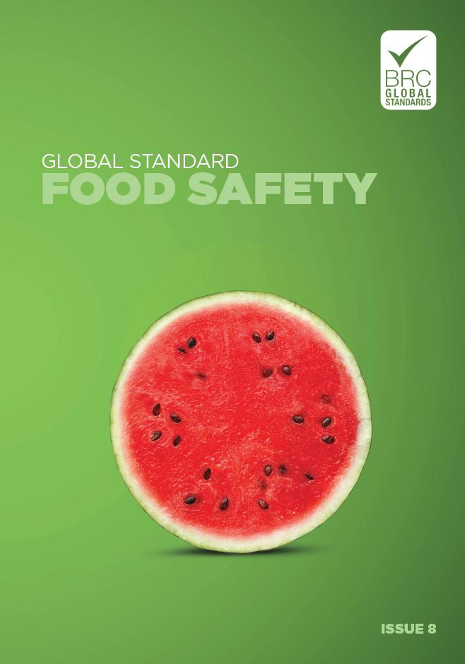 BRC Food Safety Issue 8 pdfp